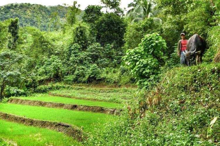 hike Panay island itinerary