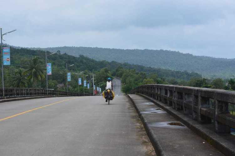 cycling Cambodia Cardamons Tatai