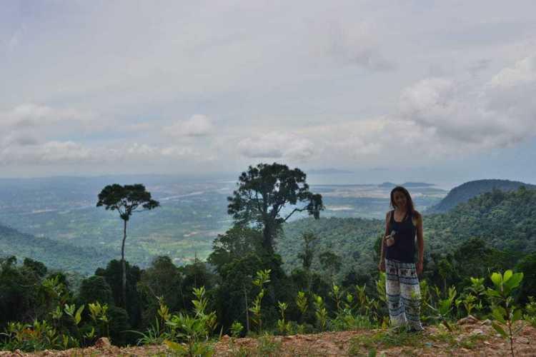Kampot landscape
