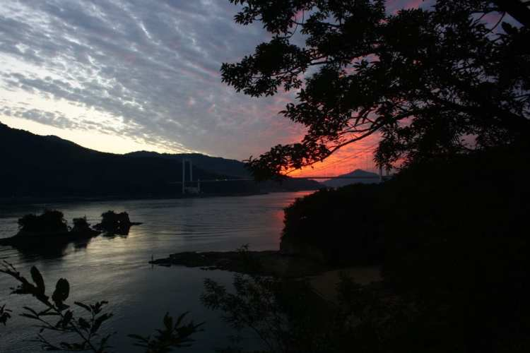 free campsite japan
