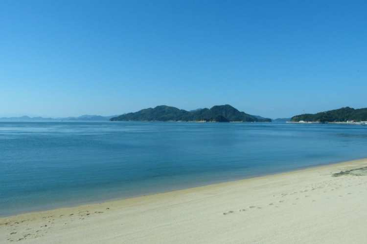 beach Seto Inland Sea