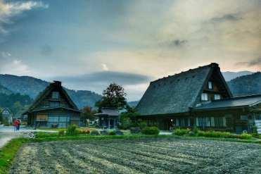 abitazioni tradizionali giapponesi