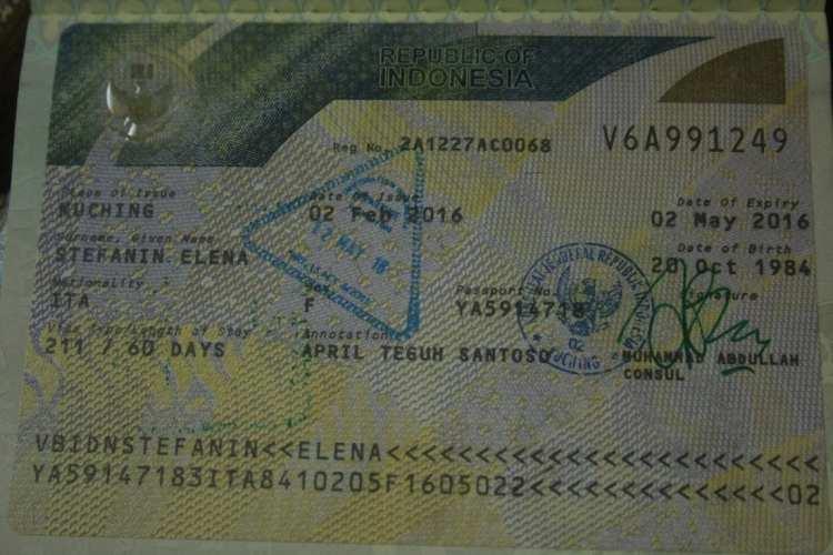 Social Budaya visa