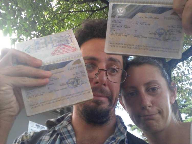 Social Visit Visa Indonesia