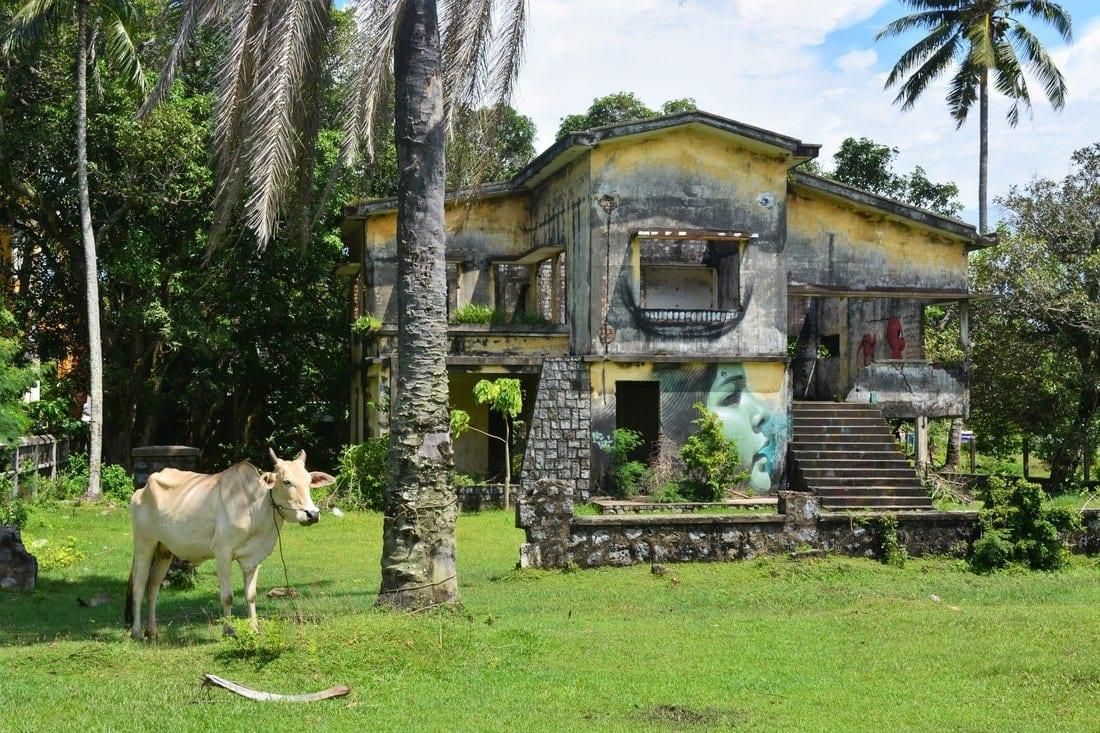 Le ville fantasma di Kep: architettura persa nel tempo in Cambogia 9