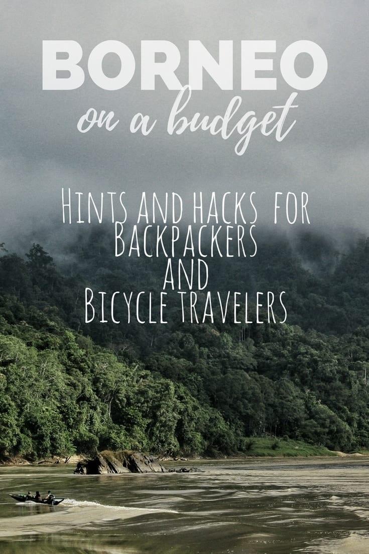 Backpacking Borneo