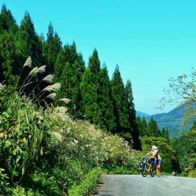 bicycle touring honshu japan