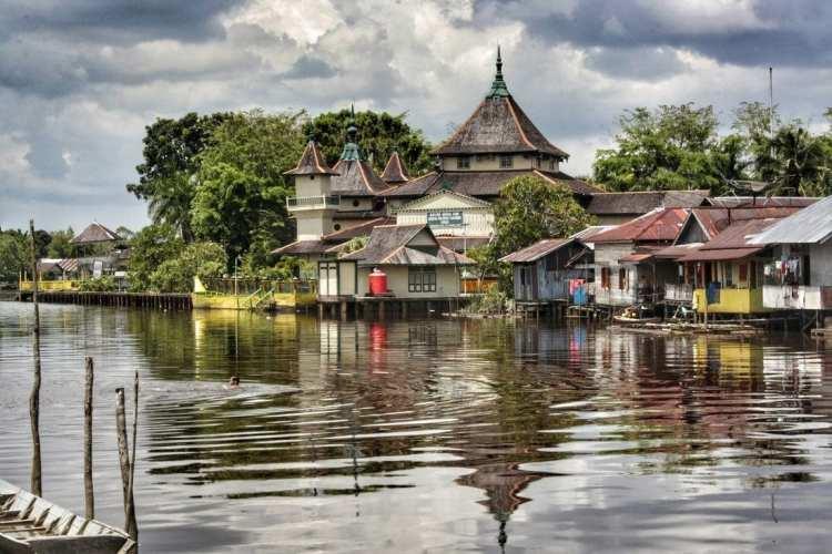 borneo indonesiano cosa vedere