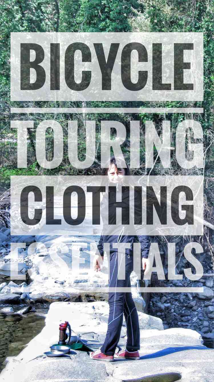 Bicycle Touring Clothes