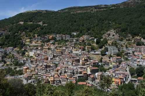 Sardinia mountains