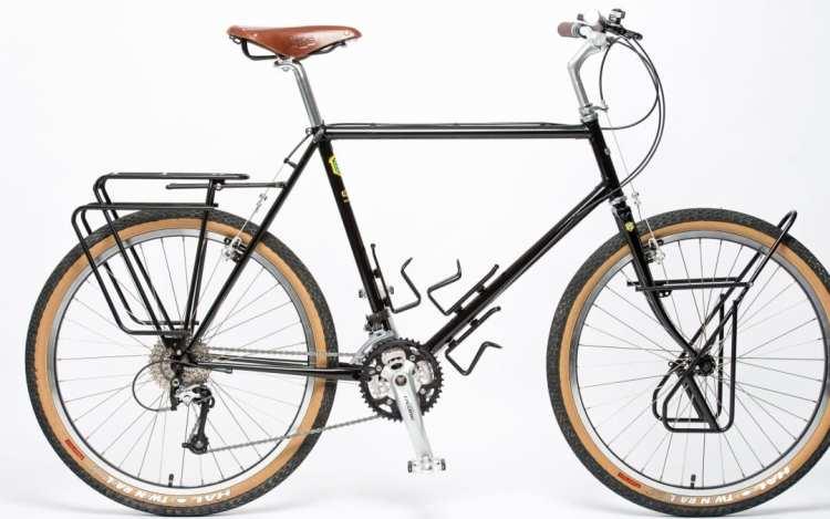 Stanforth Kibo best expedition bike