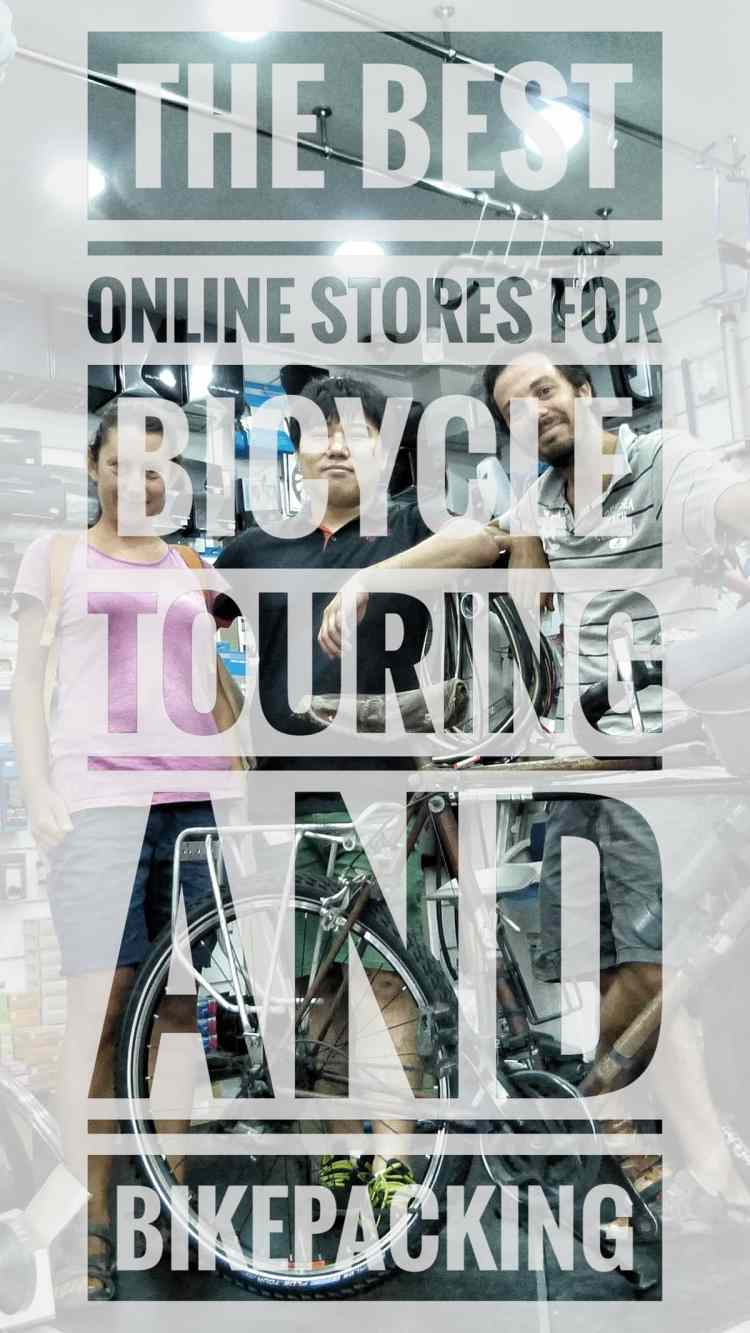 best online bicycle touring stores
