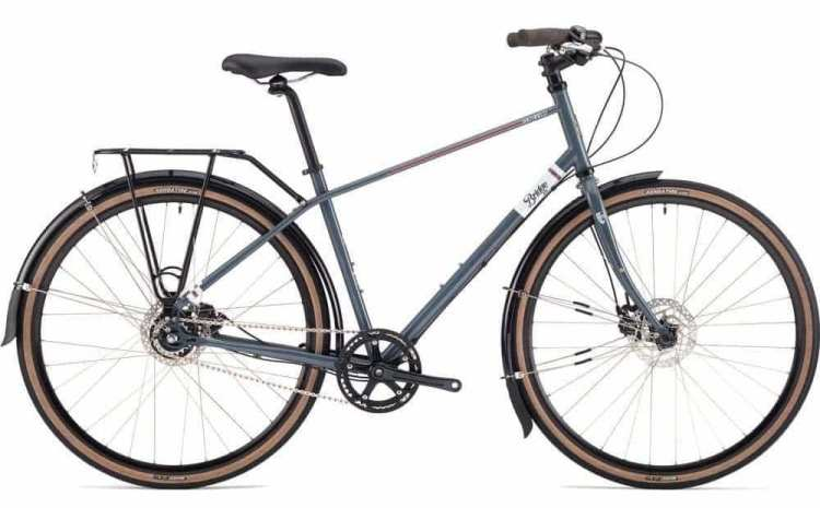 Cheap steel touring bike