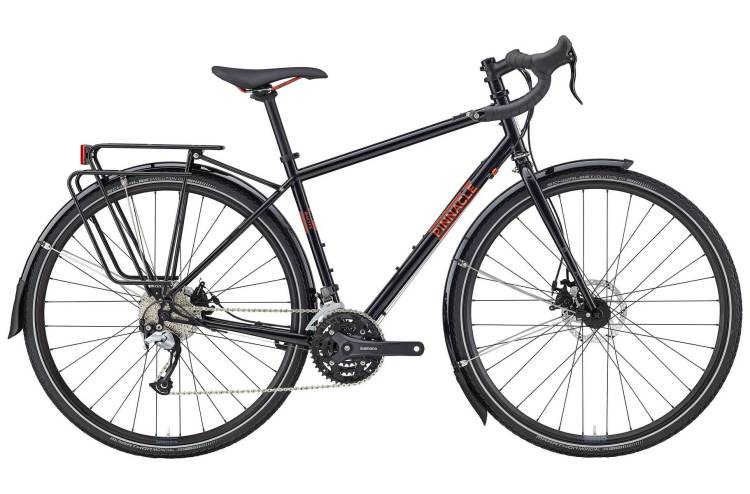 pinnacle dacite 1 travel bicycle
