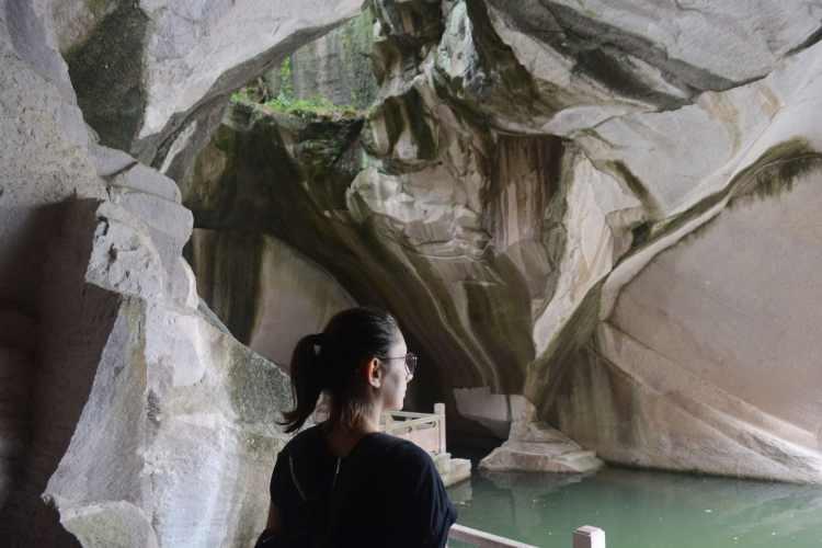 migliori grotte zhejiang