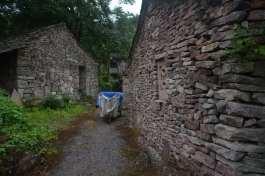 zhejiang villaggio tradizionale