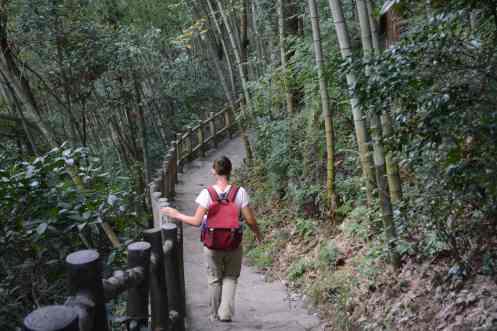 Shibawo scenic resort