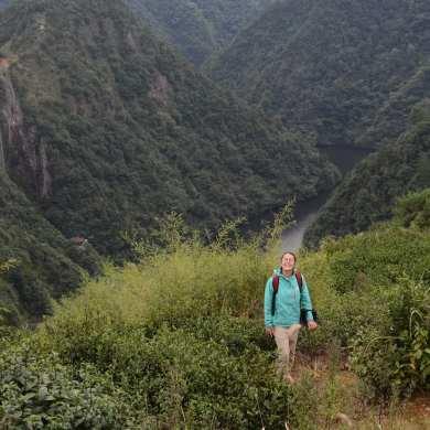 best zhejiang china waterfall