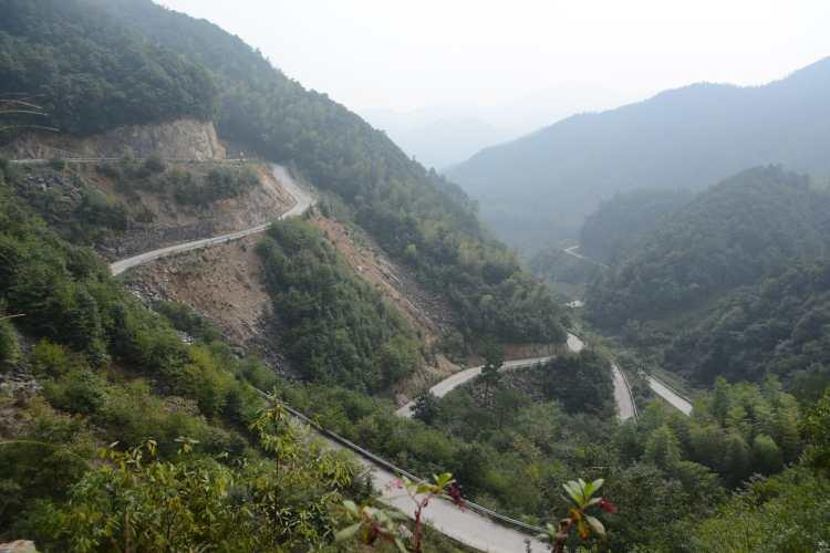 più belle strade cina zhejiang