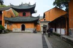 Tempio di Guoqing Tiantai Buddismo