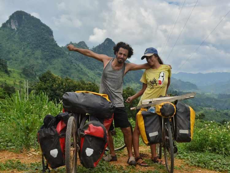 bicycle touring blog