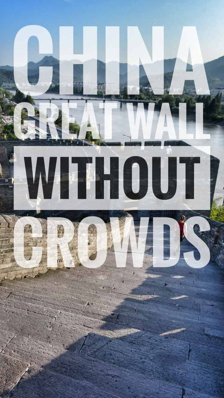 best spot china great wall