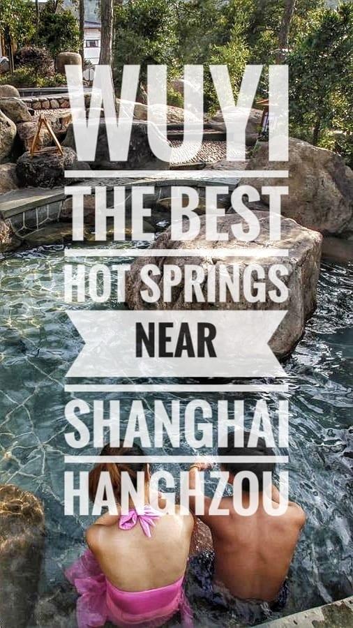best hot springs hangzhou shanghai