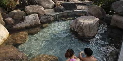 best hot springs shanghai