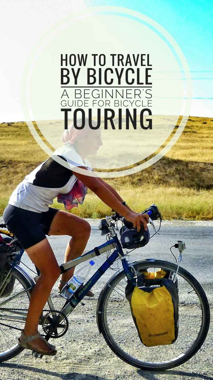 how to plan a bicycle trip