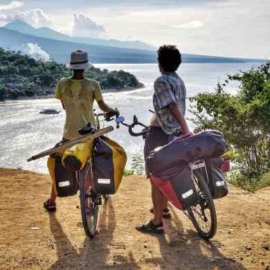 cycling holidays bali