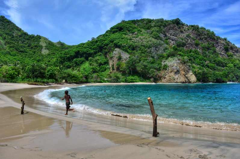 best beach indonesia flores