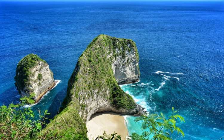 Nusa Penida Beaches Kelingking T-Rex