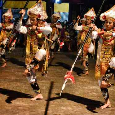 Traditional Dance in Bali