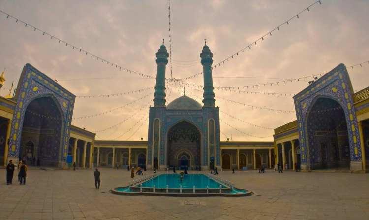 Safe travel Iran