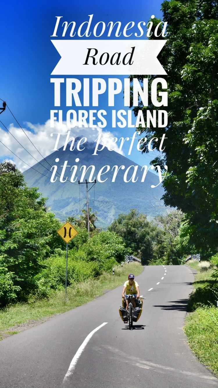 flores road trip itinerary