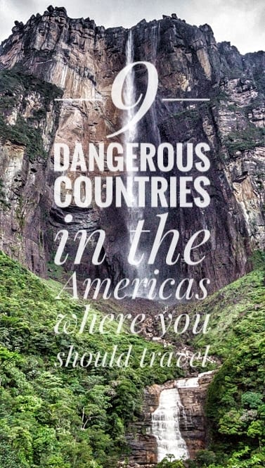 america most dangerous country