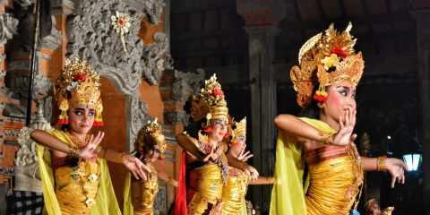 balinese dance ubud