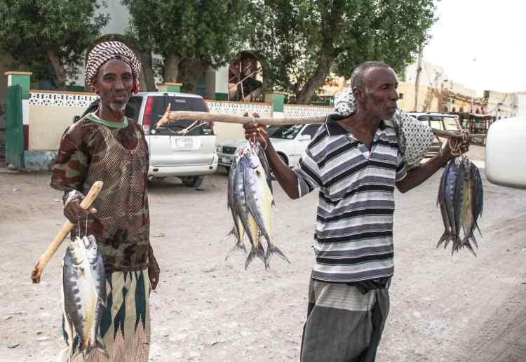Viaggi Somali Pericoloso