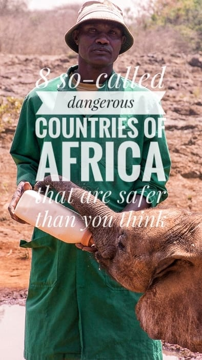 most dangerous countries africa