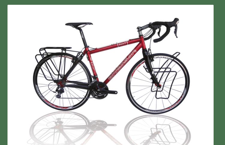 custom bike made in italy bressan