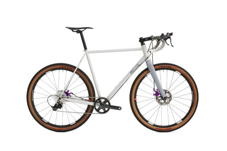 custom gravel bicycles Fabrica