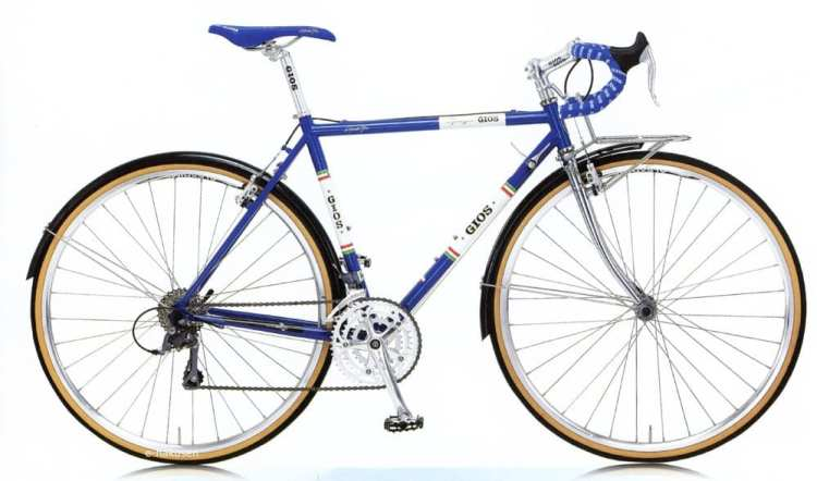 best italian bicycle handmade gios