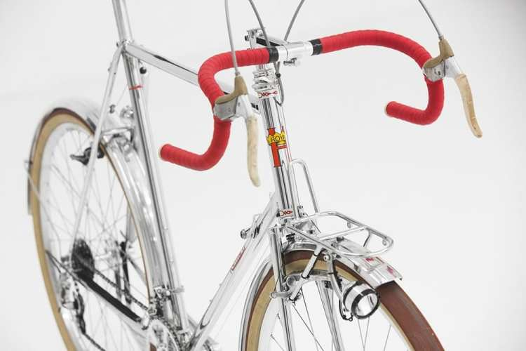best bike framebuilders USA Royal H