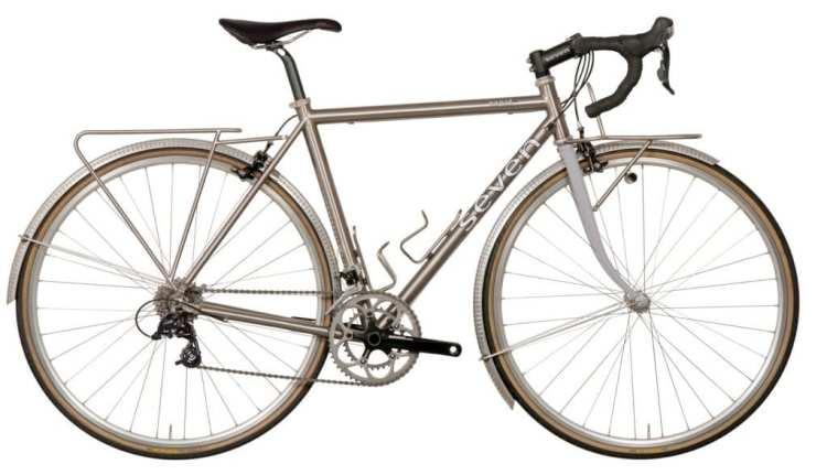 custom titanium bicycles