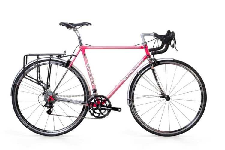 custom bicycle handmade italy tommasini