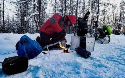 siberia in inverno