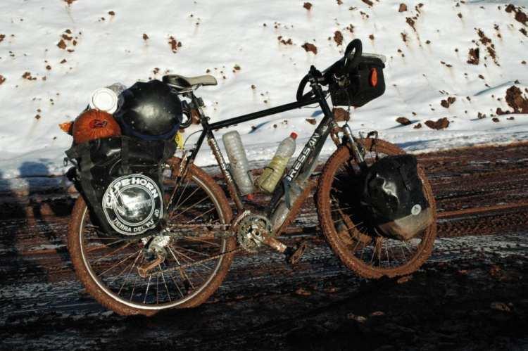 cicloturismo in inverno