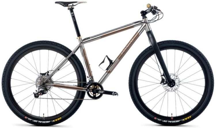 best titanium bicycles italy passoni