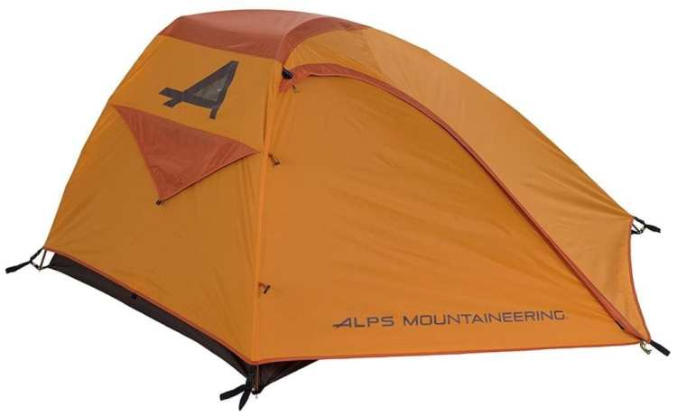 bike touring tent ALPS Mountaineering Zephyr 2-Person