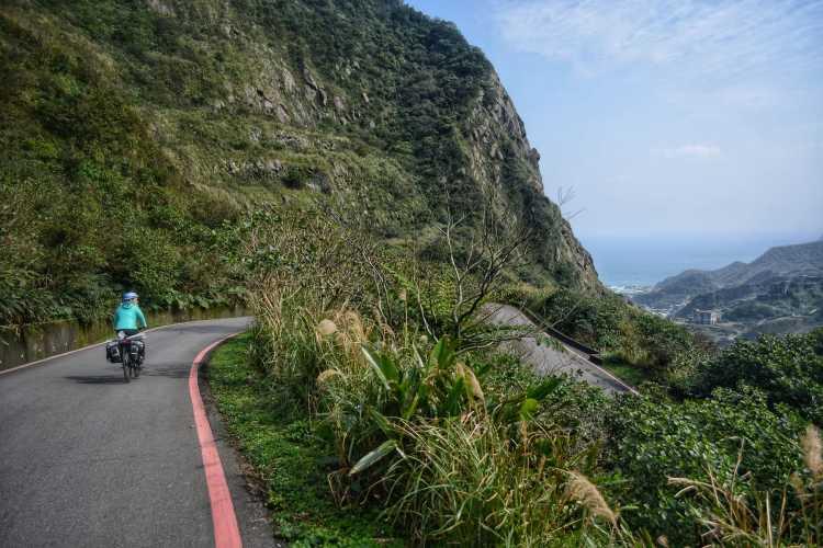cicloturismo Taiwan